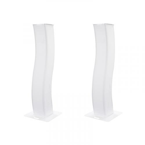 Equinox 2.0m Curve DJ Plinth Kit (Pair)