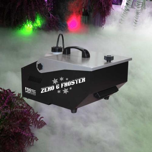 Fogtec Zero G Froster Low Fog Machine