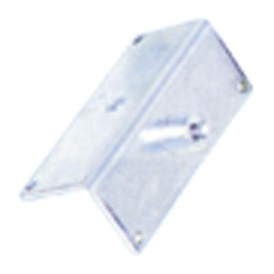 Silver Corner Flying Point Bracket For 8mm Eye Bolt