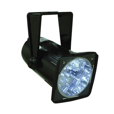 Black White LED Siren Strobe