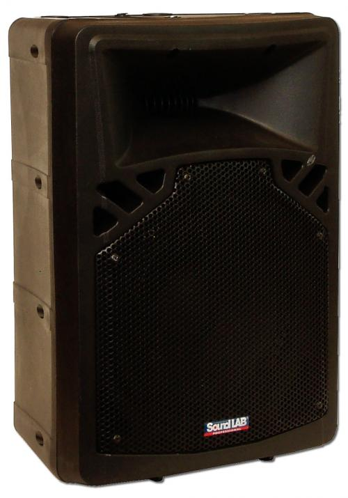 "Soundlab 8"" 100WRMS Active Speakers G592A"
