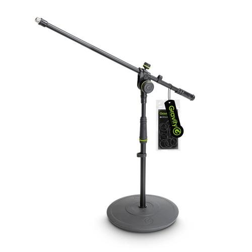 Gravity MS 2221 B - Short Microphone Stand