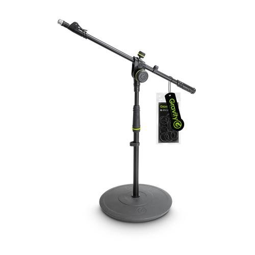 Gravity MS 2222 B - Short Microphone Stand