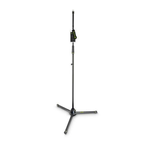 Gravity MS 43 - Straight Microphone Stand With Folding Tripod Base
