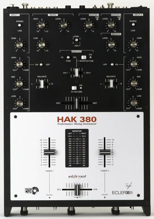 Ecler HAK380 Mixer (Top)