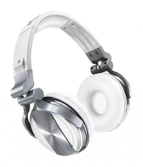 Pioneer HDJ 1500 White Headphones