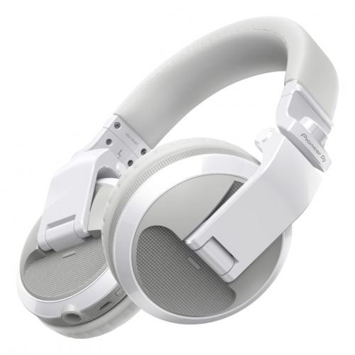 Pioneer HDJ-X5BT-W Bluetooth Headphones (White)