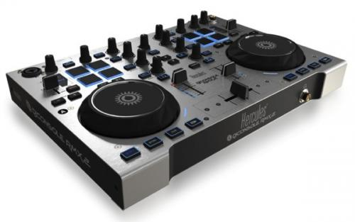 Hercules RMX2 DJ Console with DJUCEDTM 40 & Virtual DJ Software