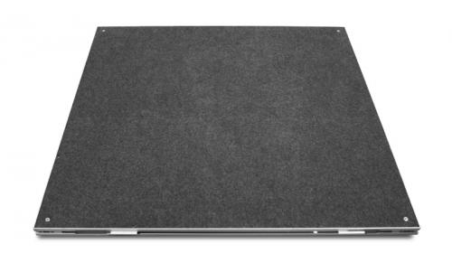 Intellistage 3' X 3' CARPET FINISHED PLATFORMS (2PCS PER MASTER PACK) ISP3X3CD