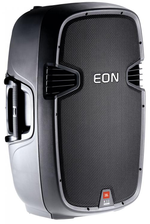 "JBL EON 515 Portable Powered 15"" Two Way Bass Reflex Speaker"