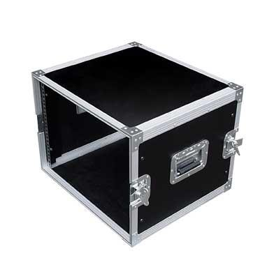 "KAMKASE 12U - 18"" Depth Flight Case"