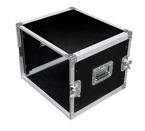 "KAMKASE 8U - 18"" Depth Flight Case"