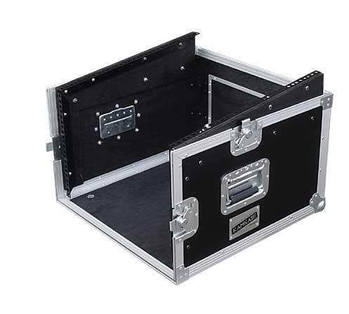 KAMKASE 11U 4U Slant Flight Cases