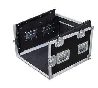 KAMKASE 14U 6U Slant Flight Cases