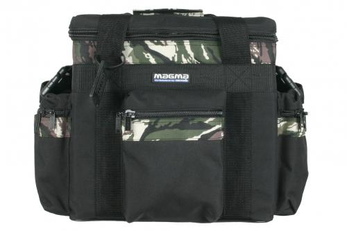 Magma LP Bag 80 Flap Black / Camo Green