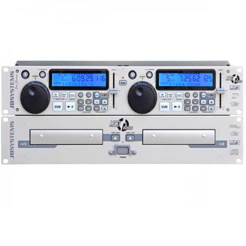 JB Systems MCD-680 CD/MP3 Player with Ant-Shock