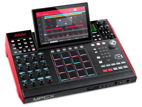 Akai MPCX Standalone Music Production Center