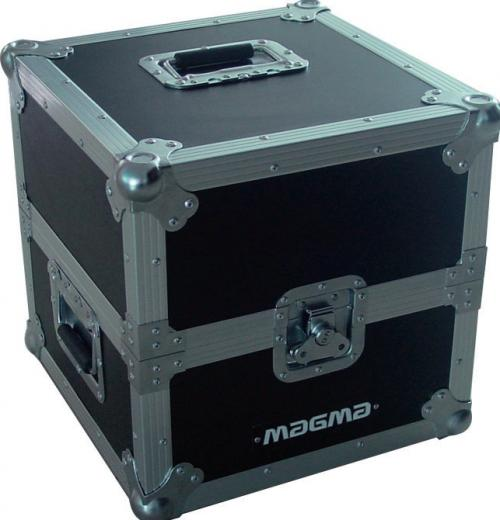 Magma LP Case 100 SP Black/Silver 40760