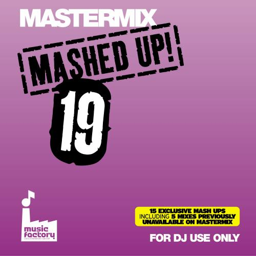 Mastermix Mashed Up 19 - CD987