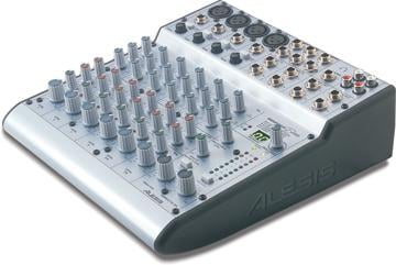 Alesis Multimix 8USB Studio Mixer