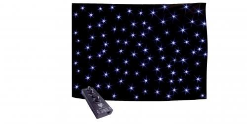 NJD LED Starcloth with Dimmer 4 x 3m