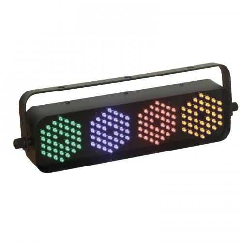 NJD 4 Way LED Box With Built-in Pattern Control
