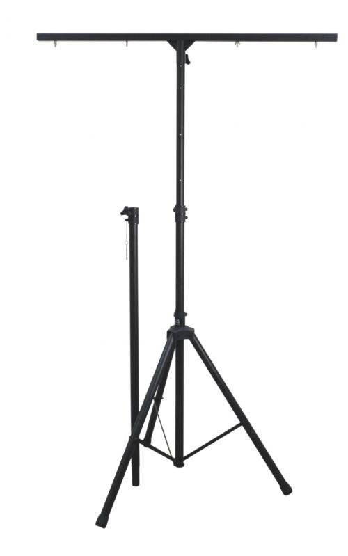 Black Pro Lighting Stand