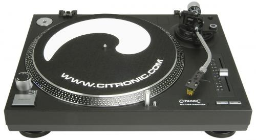 Citronic PD1 Mk3 Turntable