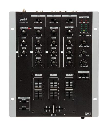 Gemini PS626x Mixer