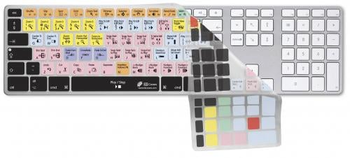 Magma Keyboard Cover Protools Apple ALU