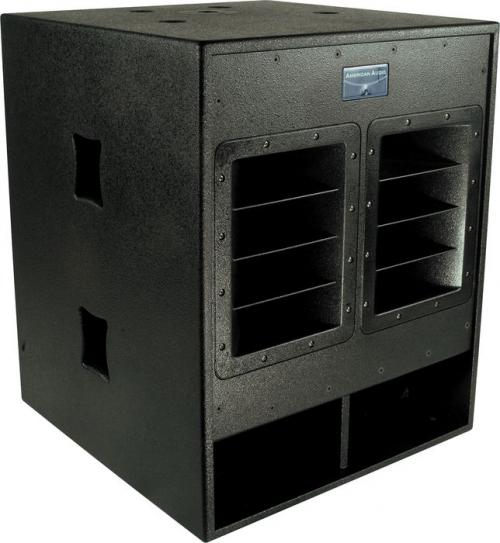 "American Audio PXW 18P 18"" 800WRMS Powered Subwoofer"