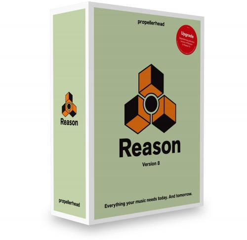 Propellerhead Reason 8 Upgrade