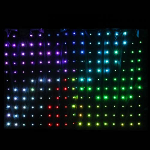 LEDJ Tri LED Matrix Cloth