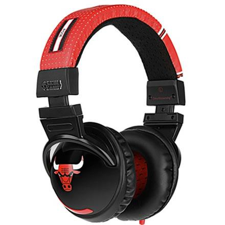 Skullcandy NBA Series Hesh Headphones - Derrick Rose - Chicago Bulls
