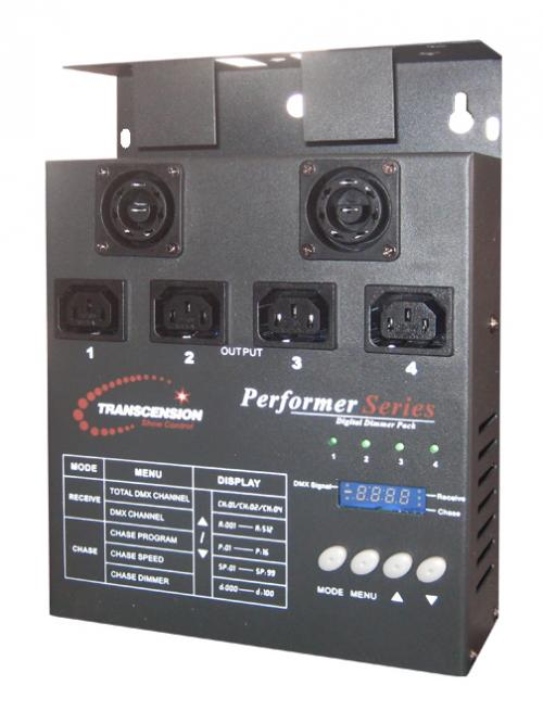 Transcension MPX-405 Digital Dimmer Pack