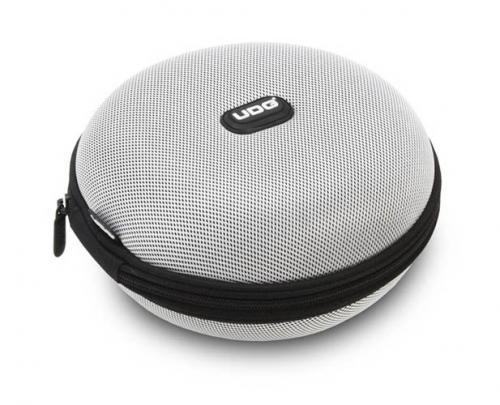 UDG Creator Headphone Case Small Silver U8201SL