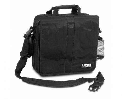 UDG Ultimate CourierBag DeLuxe Black/Orange Inside U9470BL/OR