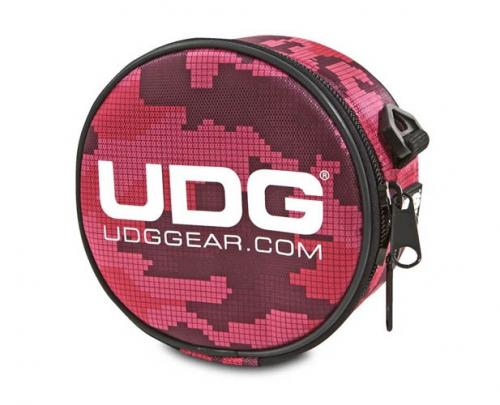 UDG Ultimate Headphone Bag Digital Camo Pink U9960CP