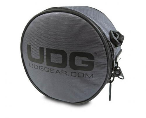 UDG Ultimate Headphone Bag Steel Grey, Orange Inside U9960SG/OR