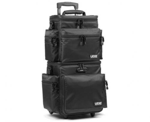 UDG Ultimate SlingBag Trolley Set DeLuxe Black U9679BL