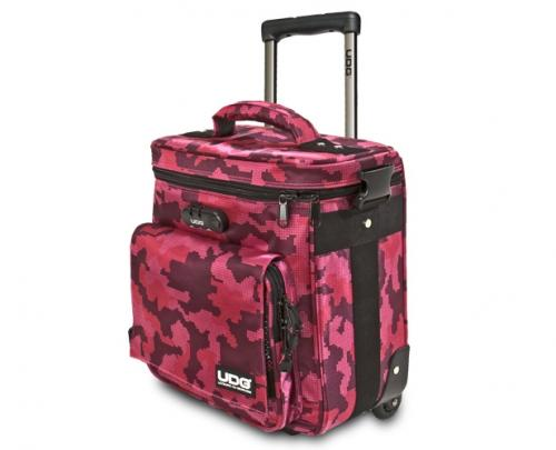 UDG Ultimate Trolley To Go Digital Camo Pink U9870CP