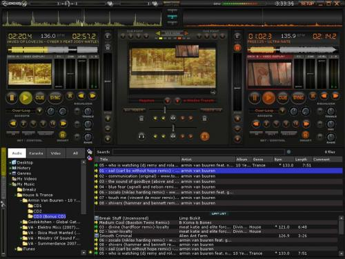 PCDJ VJ (Video Jockey) Software