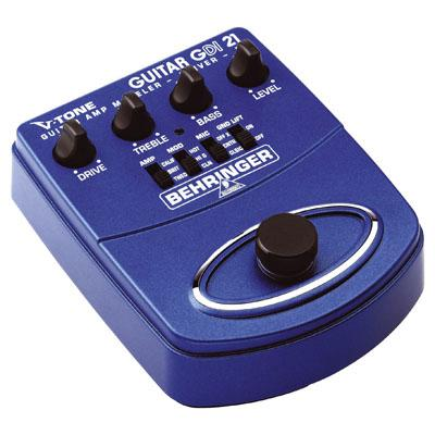 Behringer Stomp Box GDI21