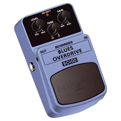 Behringer Stomp Box B0100