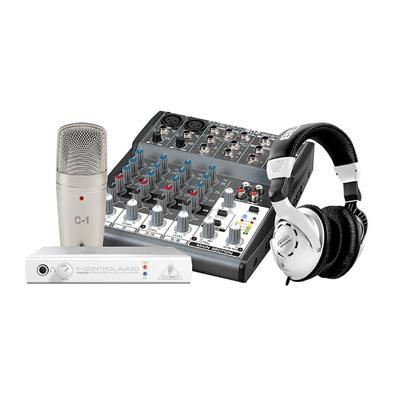 Behringer Podcaststudio