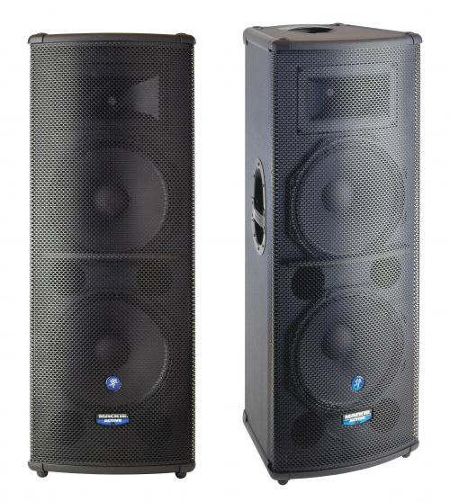 Mackie SR1522Z Active Speakers