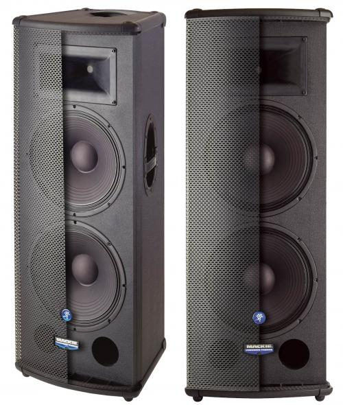 MAckie S225 Speakers