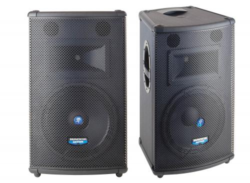 Mackie SR1521Z Active Speakers
