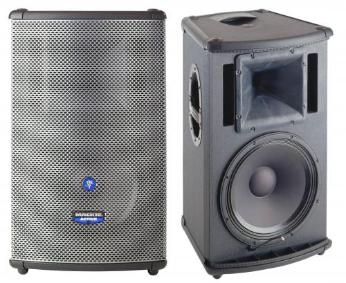 Mackie SA1521Z Active Speakers