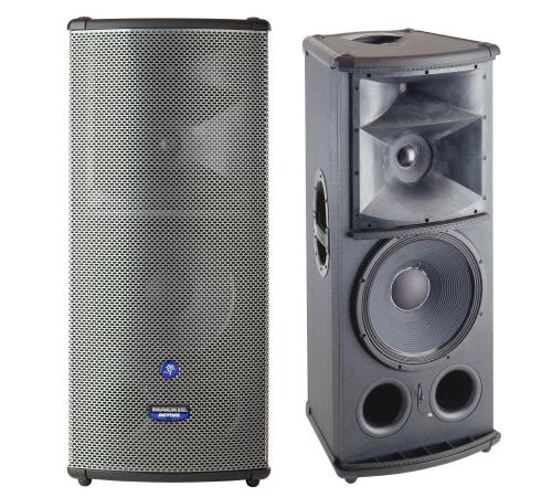 Mackie SA1530Z Active Speakers